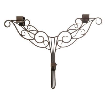 18 in. Antlers Adjustable Wreath Hanger