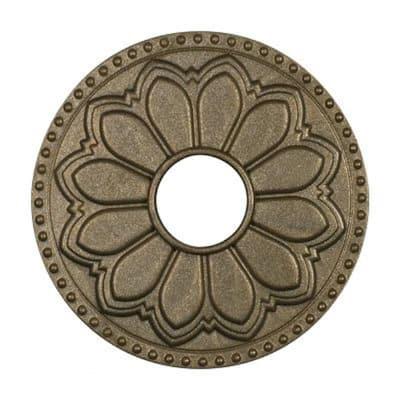 Hermosa Magnetic Flange Cover in Beachnut Bronze