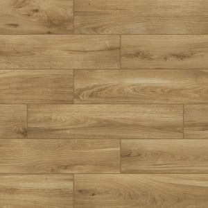 Beautiful Wood Oak Brown 8 in. x 36 in. Matte Porcelain Floor and Wall Tile (419.58 sq. ft./Pallet)
