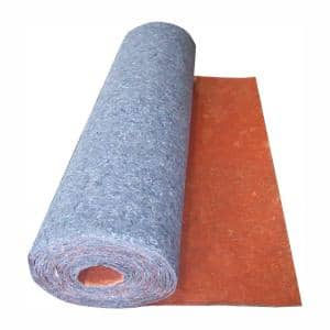 100 sq. ft. 3 ft. x 33.34 ft. x 1/8 in. Acoustical Underlayment with Attached Vapor Barrier for Laminate Flooring