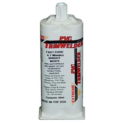 50 ml Fast Cure in Bright White