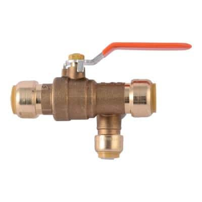 3/4 in. Brass Thermal Expansion Relief Valve
