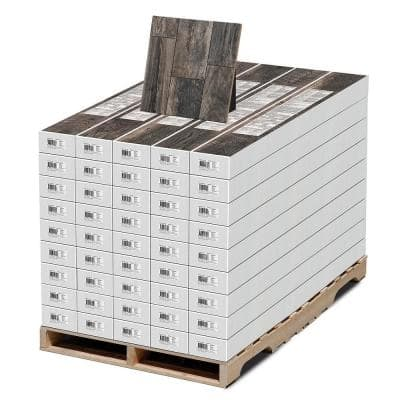 EIR Smokewood Fusion Thick x 6-1/16 in. Wide x 50-2/3 in. Length Laminate Flooring (682.8 sq. ft. / pallet)