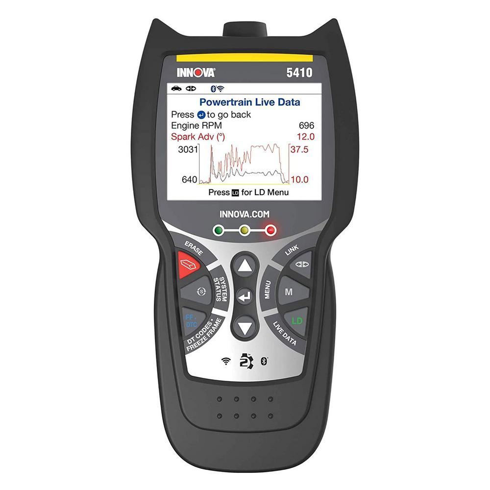 CarScan Diagnostics Bluetooth Code Reader Automotive Scanner Tool