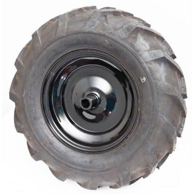 Replacement 16.6 in. Right Tire/Wheel for Select Swisher Walk Behind Rough Cut Mowers
