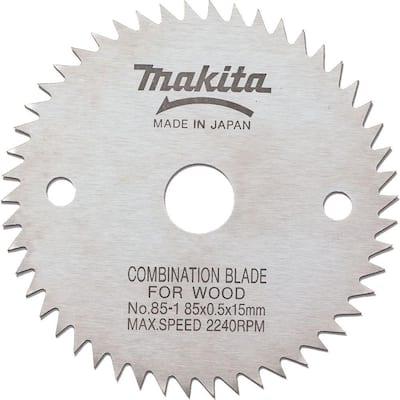 3-3/8 in. 50-Teeth General Purpose Combo Blade
