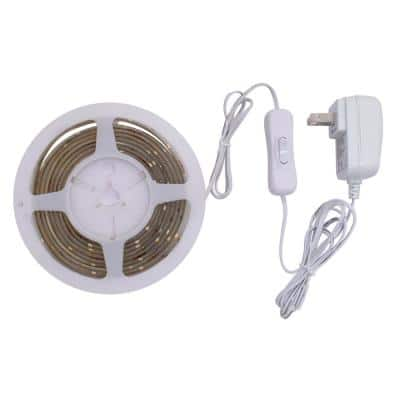 8 ft. Neutral White Indoor LED Strip Light