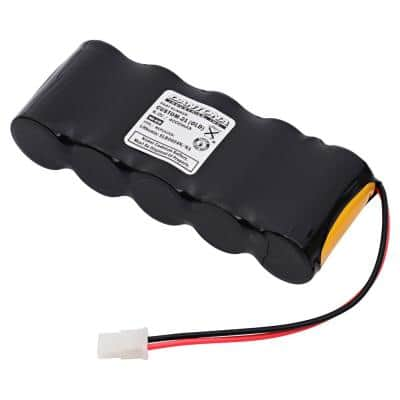 Dantona 6-Volt 4000 mAh Ni-Cd battery for Lithonia ELB0604N Emergency Lighting