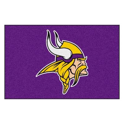 NFL - Minnesota Vikings Rug - 19in. x 30in.