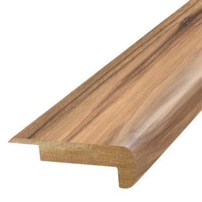 Cobbler 3/4 in. T x 2-1/8 in. W x 78-3/4 in. L Laminate Stair Nose Molding