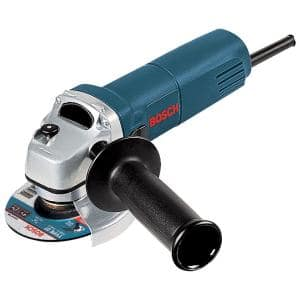 6 Amp Corded 4-1/2 in. Small Angle Grinder