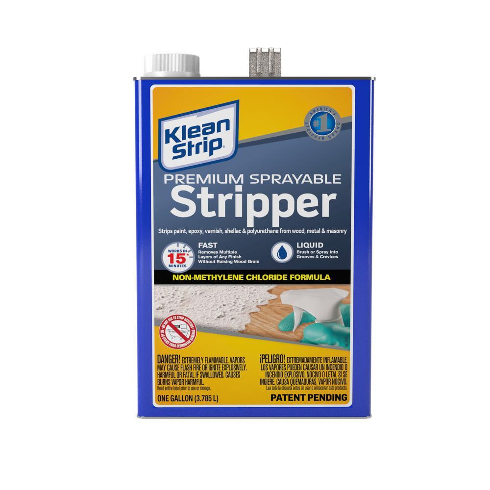 1 gal. Sprayable Remover and Stripper - CA Formula
