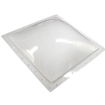 Single Pane Exterior Skylight - White, 30 in. x 30 in.