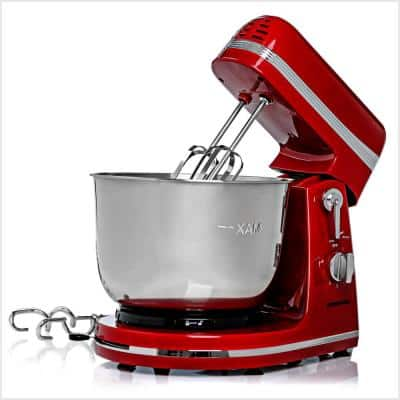 3.7 Qt. 6-Speed Red Professional Stand Mixer