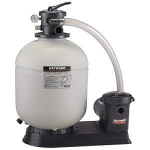 ProSeries 21 in. 2.20 sq. ft. Pool Sand Filter with 1.5 HP Matrix Pump