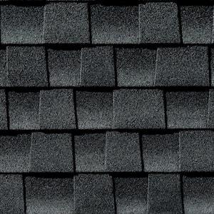 Timberline HDZ Charcoal Algae Resistant Laminated High Definition Shingles (33.33 sq. ft. per Bundle) (21-Pieces)
