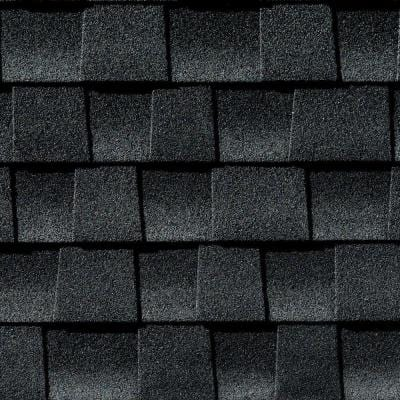 Timberline HDZ Charcoal Algae Resistant Laminated High Definition Shingles (33.33 sq. ft. per Bundle) (21-Pieces)