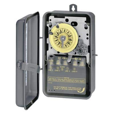 Timer Intermatic The Home Depot