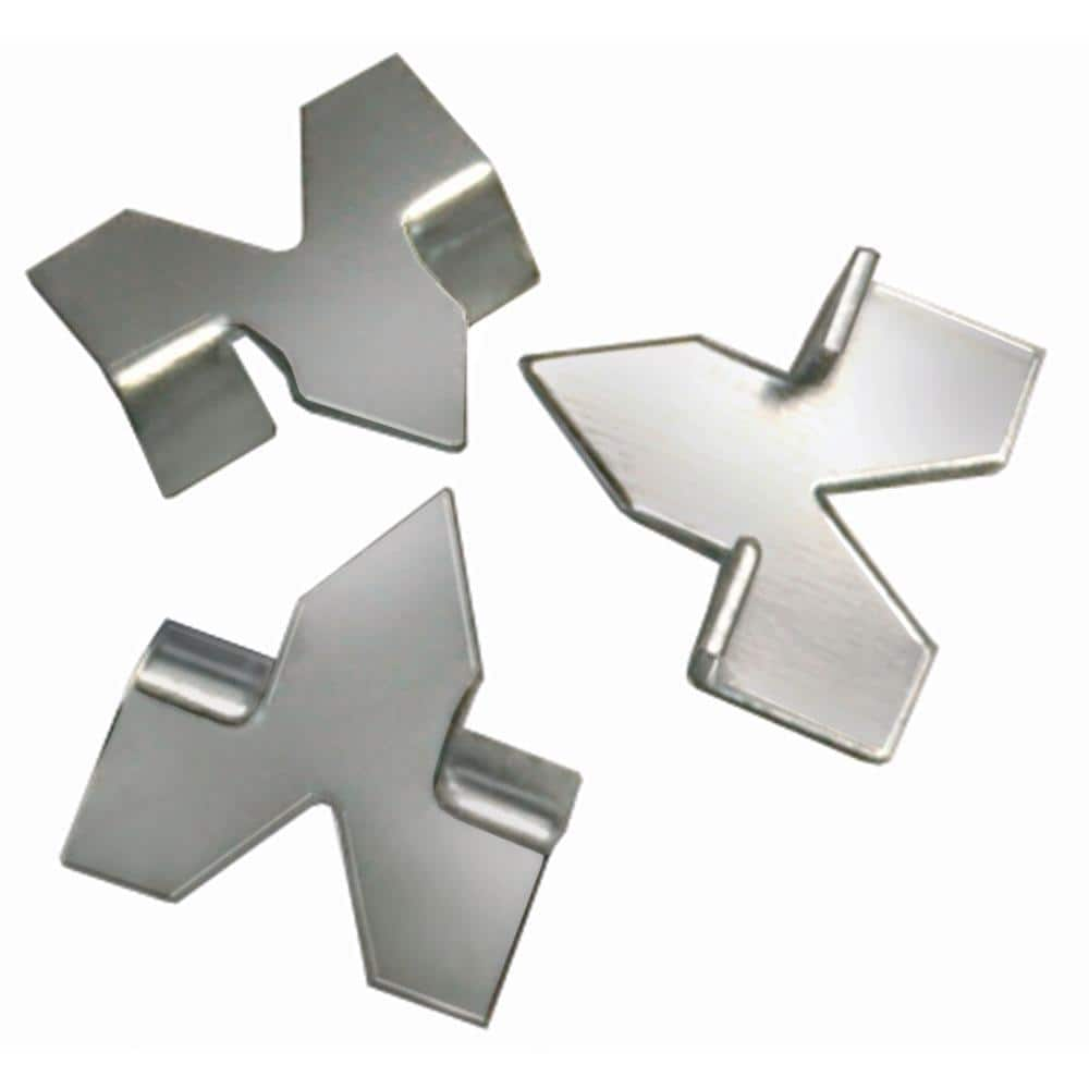 Glazier's Steel Push Points (50-Pack)