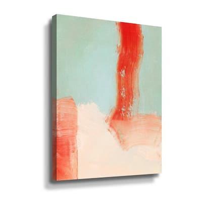 'Color study' by  Iris Lehnhardt Canvas Wall Art
