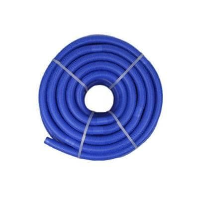 147 ft. x 1.5 in. Blow-Molded PE In-Ground Swimming Pool Cuttable Vacuum Hose