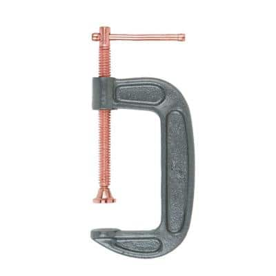 4 in.C-Clamp (1-Pack)