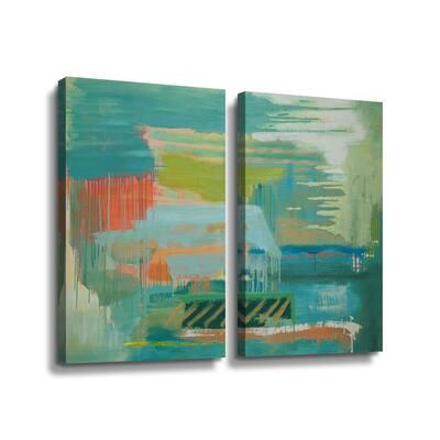 Drift Away VI' by Carolyn O'Neill Framed Wall Art