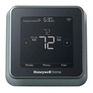 T5+ 7-Day Programmable Smart Thermostat with Touchscreen Display