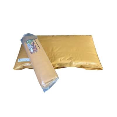 48 in. L x 30 in. H Large Fiberglass Encapsulated Tan Plastic Insulation Pouch