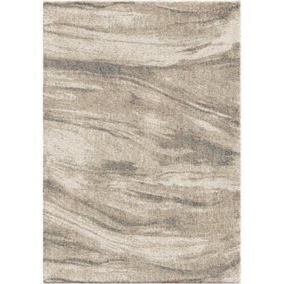 Sycamore Ivory 7 ft. 10 in. x 10 ft. 10 in. Area Rug