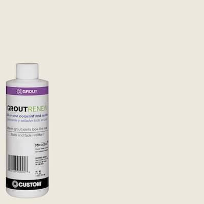 Polyblend #381 Bright White 8 oz. Grout Renew Colorant
