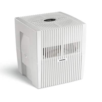 LW25 Comfort Plus Evaporative Airwasher Humidifier, White