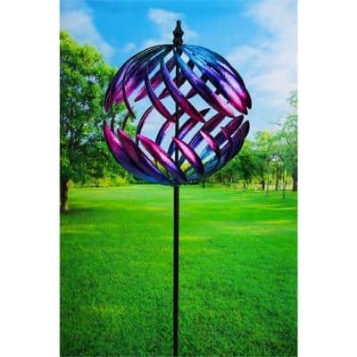 Bold Movement 78 in. Kinetic Wind Spinner