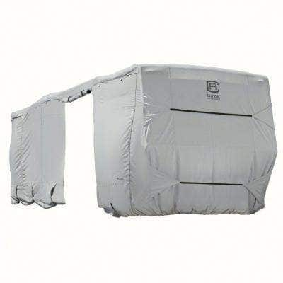 Over Drive PermaPRO Travel Trailer Cover, Fits 22 ft. - 24 ft. RVs