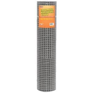 1/2 in. x 2 ft. x 5 ft. Galvanized Hardware Cloth (12-Pack)