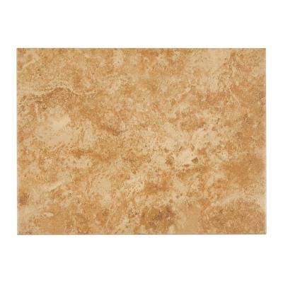 Heathland Amber 9 in. x 12 in. Ceramic Wall Tile (11.25 sq. ft. / case)