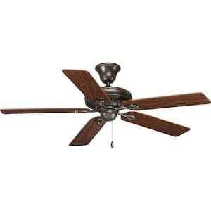 AirPro Signature 52 in. Indoor Antique Bronze Rustic Ceiling Fan