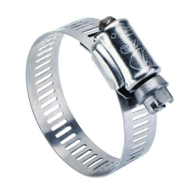 3/8 - 7/8 in. Stainless Steel Hose Clamp