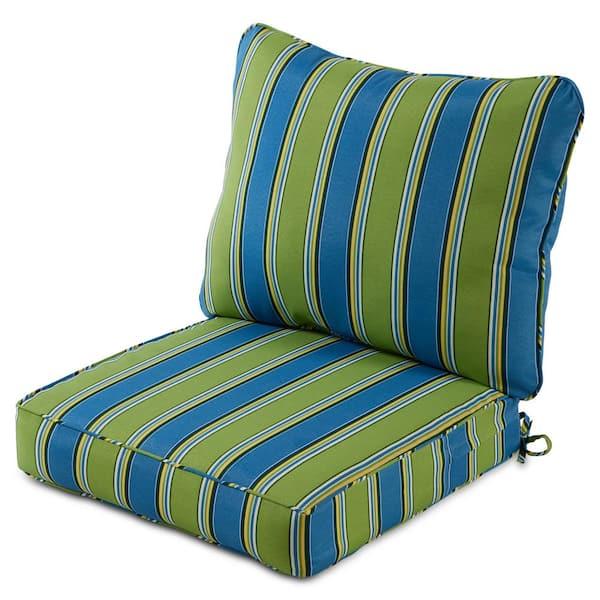 Greendale Home Fashions 25 In X 47, Deep Seating Patio Cushions Canada