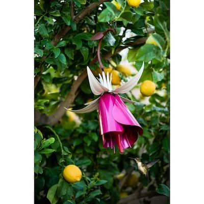Ballerina Fuchsia Hummingbird Feeder