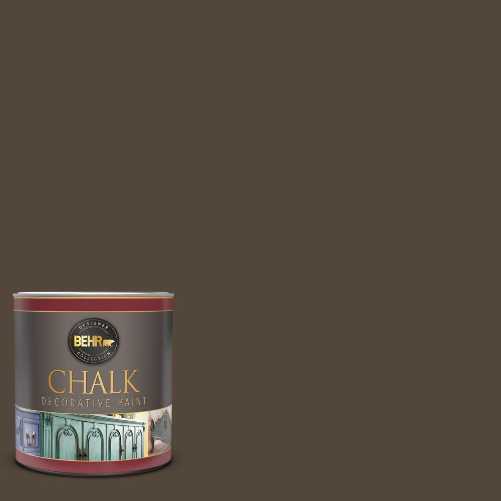 1 qt. #N210-7 Havana Coffee Interior Chalk Decorative Paint
