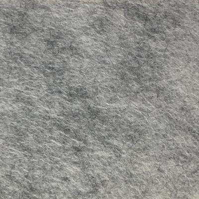 Gray Marble 2 ft. x 2 ft. Polyester Ceiling Tile (Case of 10)