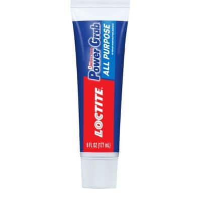 Power Grab Express 6 fl. oz. All Purpose Construction Adhesive Squeeze Tube