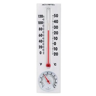 Thermometer with Humidity