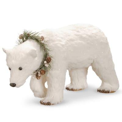 9 in. Polar Bear