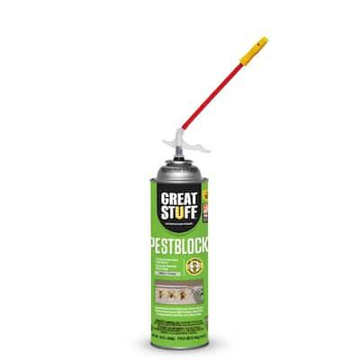 16 oz. Pestblock Insulating Foam Sealant with Quick Stop Straw