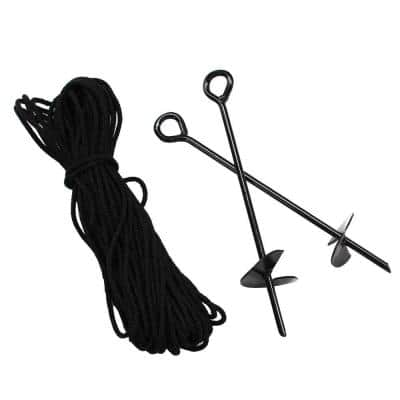 Anchor Kit with Rope (10-Piece)
