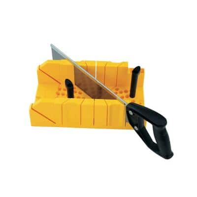 14.5 in. Deluxe Clamping Miter Box with 14 in. Saw