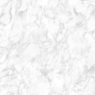 White Calacatta Marble Self Adhesive Wallpaper Sample