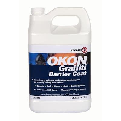 1 -gal. Water Repellent Graffiti Barrier Coat (4-Pack)